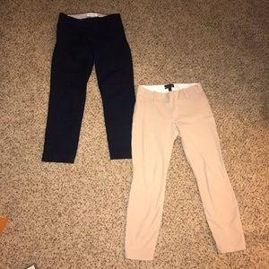 Crop Work Pants Bundle